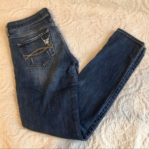 Abercrombie & Fitch Jeans - A&F Super Skinny Jeans
